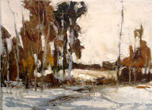 Elsie-Gallinger-Hanes-Road-Oil